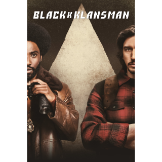 BlacKkKlansman HD Digital Movie Code!