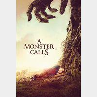 A Monster Calls HD Digital Movie Code!!