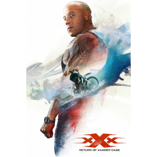 xXx: Return of Xander Cage HD Digital Movie Code!