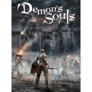 Demon's Souls digital code PS5 (US)