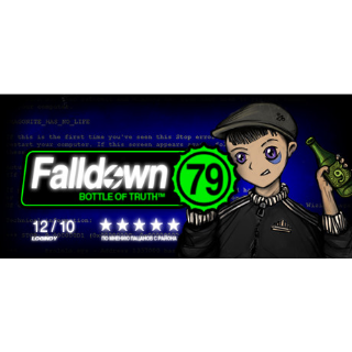 Falldown 79: Bottle of truth