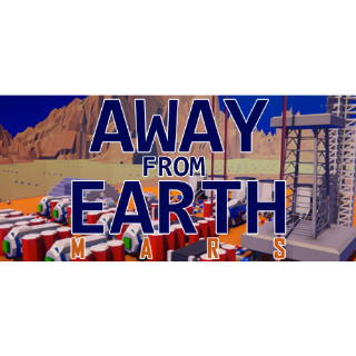 Away From Earth: Mars