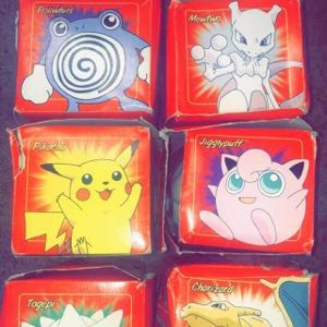 Pokémon Limited Edition 23K Gold-Plated Trading Cards Full Set