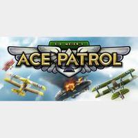 Sid Meier's Ace Patrol Steam Key/Code