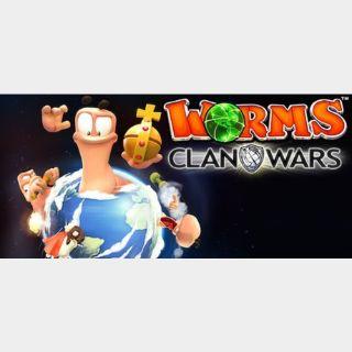 Worms Clan Wars Steam Key/Code