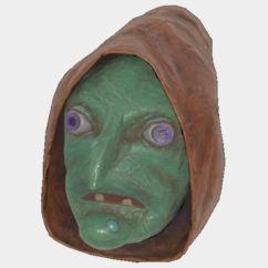 Apparel | Fasnacht Witch Mask
