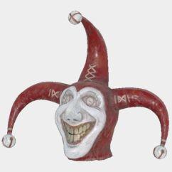 Apparel | Fasnacht Jester Mask