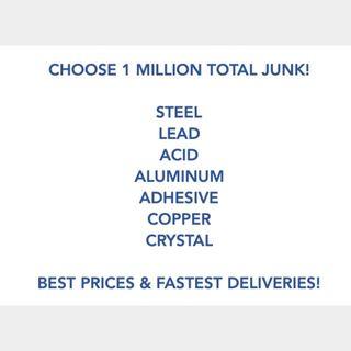 Junk | 1 Million Junk