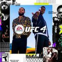 UFC 4. XBOX ONE INSTANT CODE