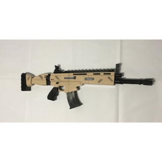 FORTNITE Replica Legendary SCAR. Full size cosplay prop.
