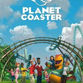Planet Coaster Steam Key GLOBAL