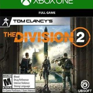 Tom Clancy's The Division 2 (Xbox One) Xbox Live Key GLOBAL