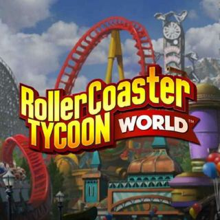 RollerCoaster Tycoon World Steam Key GLOBAL