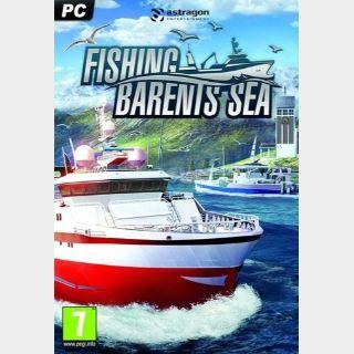Fishing: Barents Sea Steam Key GLOBAL