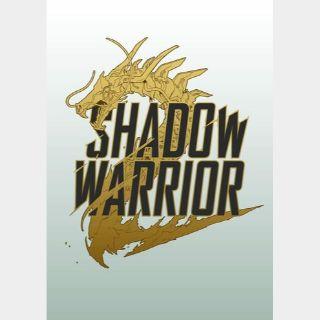 Shadow Warrior 2 Steam Key GLOBAL