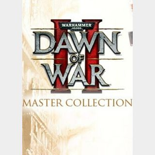 Warhammer 40,000: Dawn of War II Master Collection 2015 Steam Key GLOBAL