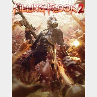 Killing Floor 2 (Deluxe Edition) Steam Key GLOBAL
