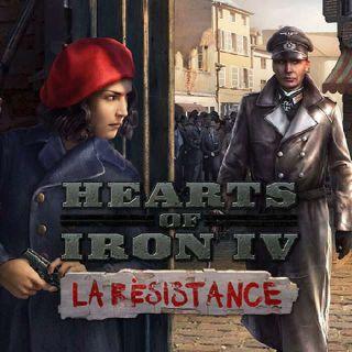 Hearts of Iron IV - La Résistance