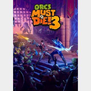 Orcs Must Die! 3 Steam Key GLOBAL