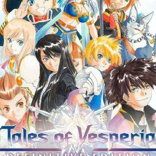 Tales of Vesperia: Definitive Edition Steam Key GLOBAL