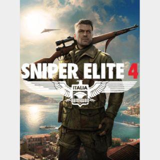Sniper Elite 4 (Deluxe Edition) Steam Key GLOBAL