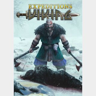 Expeditions: Viking Steam Key GLOBAL