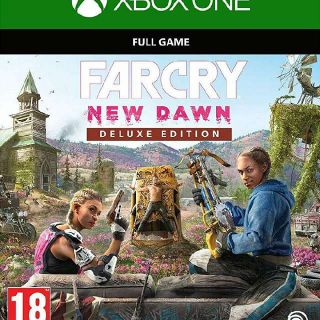 Far Cry New Dawn: Deluxe Edition (Xbox One) Xbox Live Key GLOBAL
