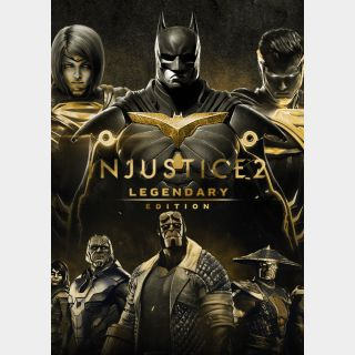 Injustice 2 (Legendary Edition) Steam Key GLOBAL