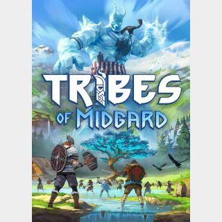 Tribes of Midgard Steam Key GLOBAL