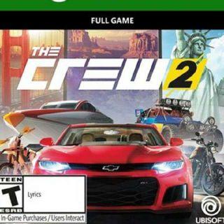 The Crew 2 (Xbox One) Xbox Live Key GLOBAL