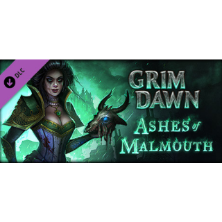 Grim Dawn - Ashes of Malmouth *Instant Delivery*
