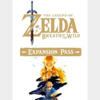 The Legend of Zelda: Breath of the Wild - Expansion Pass