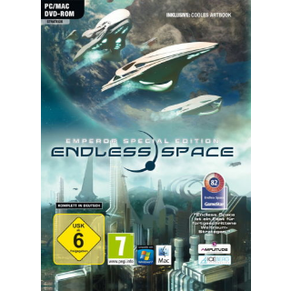 Endless Space Emperor Edition steam