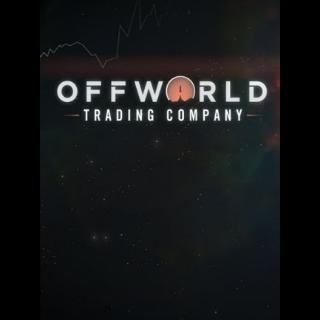 Offworld Trading Company steam