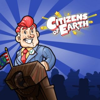 Citizens of Earth steam
