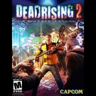 Dead Rising 2 pc steam