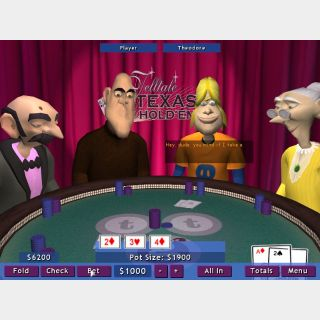 Telltale Texas Hold'em steam pc