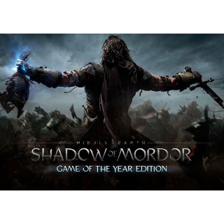 Middle-earth: Shadow of Mordor GOTY PC STEAM