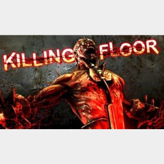 Killing Floor with dlc and all three weapons packs