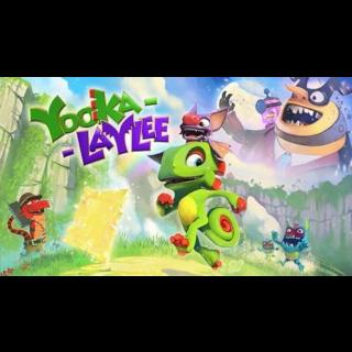 Yooka-Laylee pc steam