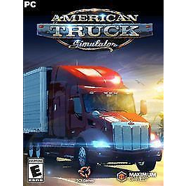 American Truck Simulator pc steam