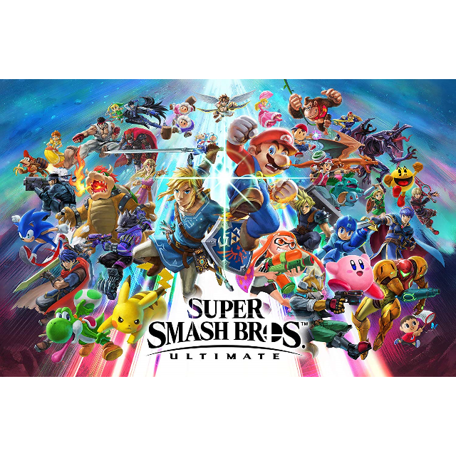 Super Smash Bros  Ultimate + Fighters Pass on Nintendo