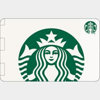 $25.00 Starbucks e-Gift Card with PIN (Automatic Delivery)
