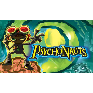 Psychonauts (Steam, Global)
