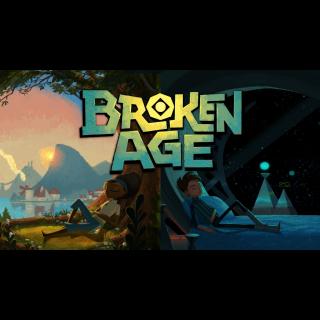 Broken Age (Steam, Global)
