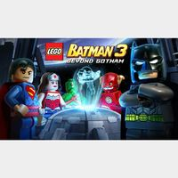 LEGO Batman 3: Beyond Gotham (Steam, Global)