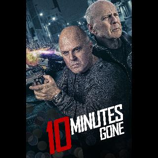 10 Minutes Gone *Vudu/MOVIEREDEEM* UHD/4k