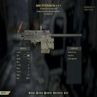 Weapon   Junkies 50 Cal FFR/DR