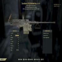 Weapon   Executioner's 50 Cal Exp
