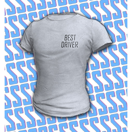 PUBG | PKL DRIVER T-SHIRT